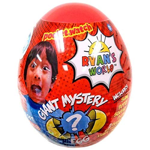 Ryans World Giant Mystery Egg - Filled With Surprises