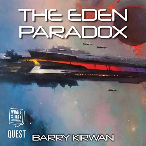 The Eden Paradox Audiobook By Barry Kirwan cover art