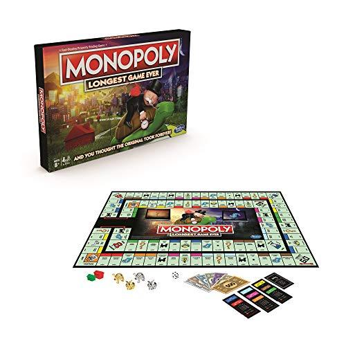 Monopoly: La plus longue Partie qui soit (Longest Game Ever) - 2