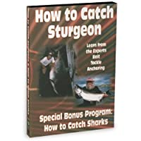 How to Catch Sharks & How to Catch Sturgeon [DVD] [Import]
