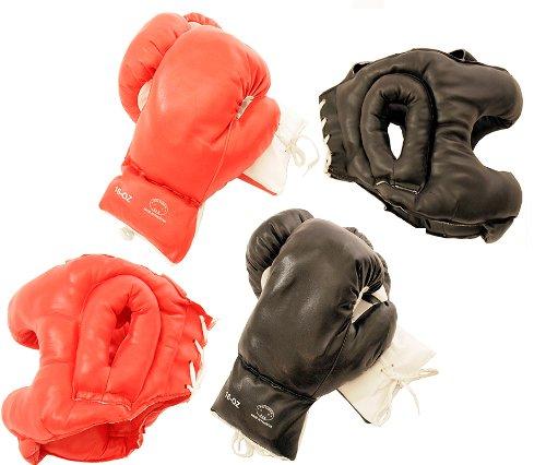 2Paar Boxhandschuhe und 2Sets von HEAD Gears Marke