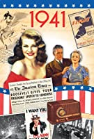 1941 Birthday Gifts - 1941 DVD Film and 1941 Greeting Card