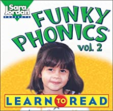 Funky Phonics: Learn to Read: 2 (Songs That Teach Phonics)