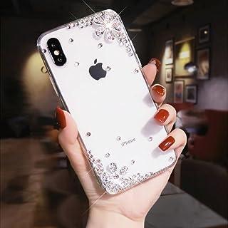 Kristal Spiegel Telefoon Case Voor IPhone 11 12 13 Pro Max X XS MAX XR 7 8 Plus 6 6S 5S Voor Samsung Note 20 Note 10 Plus ...