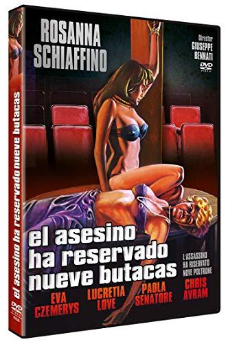 El asesino ha reservado 9 butacas [DVD]