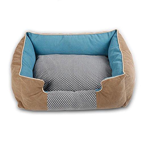 YNZYOG Kattenhond huisdier-huisdier-eenvoudig om zeildoek huisdiermat te dragen, verwijderbare reiniging, 5 maten kan worden geselecteerd