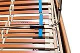 Aufstehhilfe und Bettgriff höhenverstellbar, Ideal für Rahmenbetten,Betten mit Rückenverstellung und Krankenbetten - 7