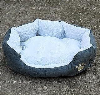 Sungpunet Unique Soft Warm Indoor Pet Puppy Sofa House Bed Sherpa Cotton Fossa Dog Cat Pet Bed