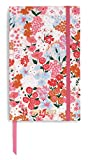 Ban.do 17 Month 2021-2022 Classic Daily Planner with Weekly & Monthly Views, Dated Aug 2021 - Dec 2022, Floral Hardcover Self-Care Agenda with Stickers & Wellness/Reflection Pages, Secret Garden