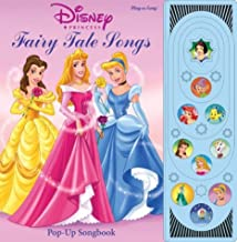 Disney Princess: Fairy Tale Songs (Pop Up Song Book) (Play-A-Song)