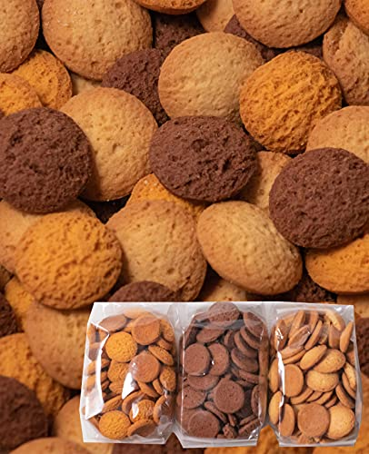 すこやか商店 おからクッキー クッキー お菓子 豆乳 700g 食物繊維 無選別 3種類(オレンジ、ココア、プレーン)少量で満腹