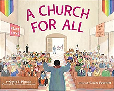 [By Gayle E. Pitman ] A Church for All (Hardcover)【2018】 by Gayle E. Pitman (Author) (Hardcover)