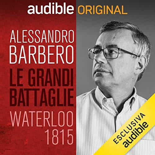 Waterloo, 1815 - Napoleone copertina