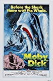 CLASSIC POSTERS Moby Dick Foto-Nachdruck eines Filmposters