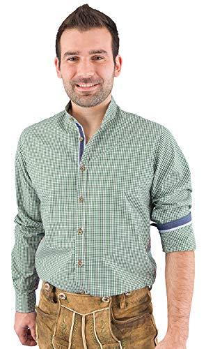 Pure Trachtenhemd Herren Langarm C32603-11699 455 S