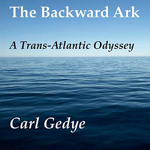 The Backward Ark audiobook cover art