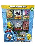 Caixa de Livrinhos. Galinha Pintadinha (Em Portuguese do Brasil)