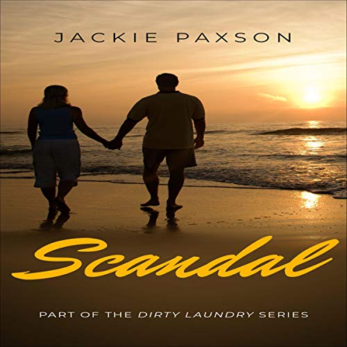 Scandal Audiobook By Jackie Paxson cover art