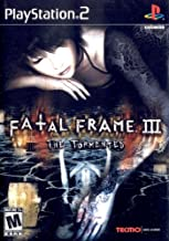Fatal Frame III The Tormented - PlayStation 2