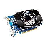 SYFANG La Tarjeta de Video Fit for GIGABYTE GT630 2GB 128Bit GDDR3 Tarjetas gráficas Tarjetas Nvidia VGA Tarjetas gráficas Geforce GT 630
