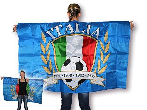 CISL Italien Italy Flaggenumhang 150 x 90 cm mit Ärmel*NEU*OVP*