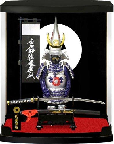 figurine/poupé/ Les produits japonais/Jouet japonais Samurai Figurines Authentiques; La Series d'Armures -#17-Kato