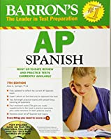 Barron's AP Spanish with Audio CDs and CD-ROM