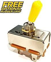 Cub Cadet 1861, 1862, 1872, 2082, 2182, 2072 Clutch PTO Switch - Free Rubber Grip Upgrade - HD Switch