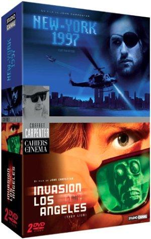 Coffret John Carpenter 2 DVD : New York 1997 / Invasion Los Angeles