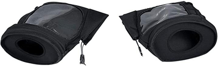 Kimpex Snowmobile Muffs with Window 370291