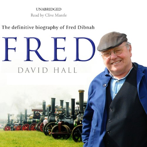 Fred audiobook cover art