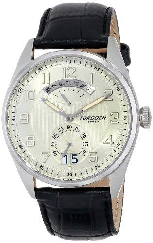 Torgoen Swiss T29101 T29 Retro-Grade-Armbanduhr für Herren