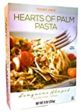Trader Joe's Hearts of Palm Pasta, Linguine Shaped, Gluten Free, Vegan, 9 ounces (255 grams)