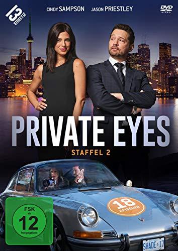 Preisvergleich Produktbild Private Eyes - Staffel 2 [5 DVDs]