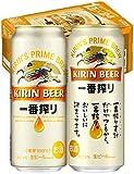 【ビール】キリン 一番搾り 500ml×24本