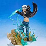 LHLBD One-Piece Trafalgar Law Action Figure Anime Trafalgar D Water Law Gamma Knife Fight PVC Collection Model Dolls Toys For Gift 14Cm
