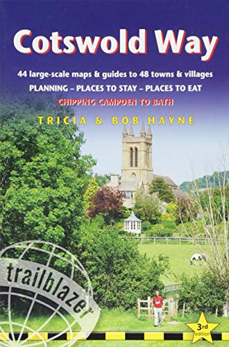 Cotswold Method: 44 Walking that is large-Scale Maps Guides to 48 Towns and Vil... - 51T9Fv ofIL