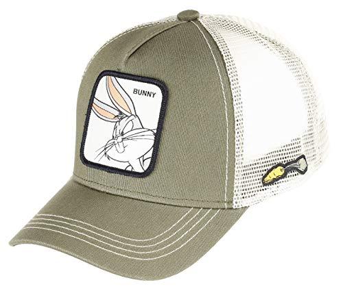 Capslab Bugs Bunny Trucker Cap Looney Tunes