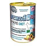 f10 cane pate' diet tonno/riso gr. 400