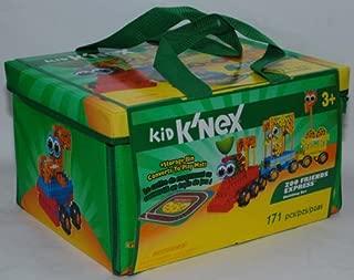 Kid K'Nex Zoo Friends Express Building Set - 171 Pieces