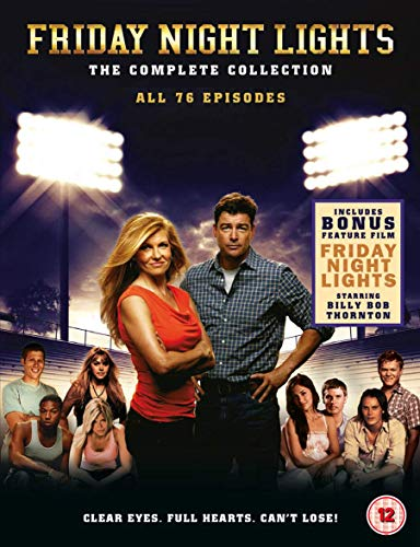 Friday Night Lights - The Complete Series (Includes Bonus Feature Film) [DVD]