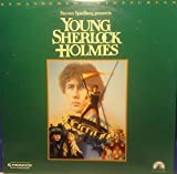 Young Shelock Holmes (Laserdisc) Remastered Widescreen