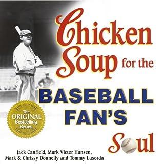 Chicken Soup for the Baseball Fan's Soul audiobook cover art