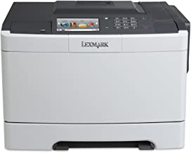 $369 Get Lexmark CS517de Color Laser Printer, Network Ready, Duplex Printing and Professional Features