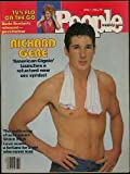 People Magazine (April 7, 1980) (Richard Gere beef-cake pin-up cover) (Volume 13, No. 14)