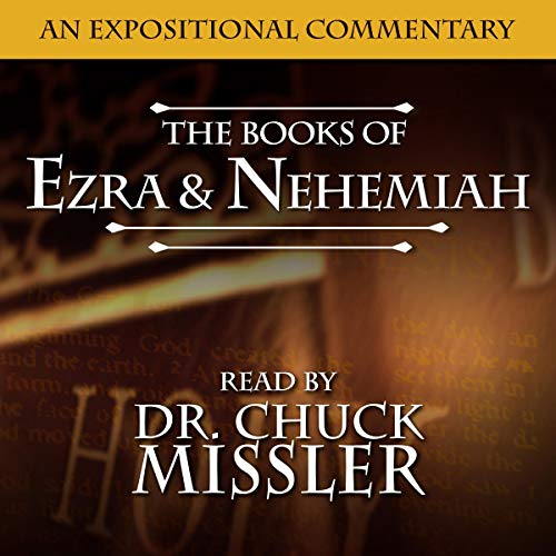 Ezra Nehemiah audiobook cover art