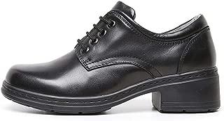 Colorado Tiffanys SNR Blk Leather Womens Shoes Flats Shoes
