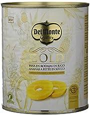 Del Monte Piña en Jugo Extra Dulce Rodajas - Paquete de 6 x 920 gr - Total: 5520 gr