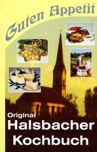 Original Halsbacher Kochbuch