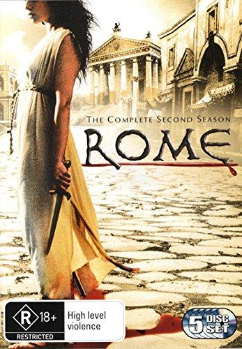 Rome - Season 2 DVD
